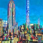 """Midtown Manhattan New York City"" by RDRiccoboni"
