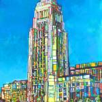 """City Hall Los Angeles California"" by RDRiccoboni"