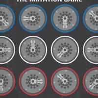 """No972 My The Imitation Game minimal movie poster"" by Chungkong"