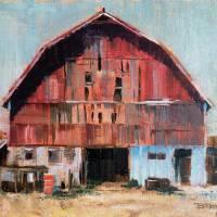 """Timothys Barn"" by MakinArt"