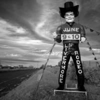 """Livermore Rodeo Cowboy 2007"" by hokas"