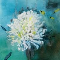 """Coral Bleaching in Hawaii"" by DianaNadalFineArt"