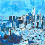 San Francisco Blues by RD Riccoboni