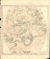 Burritt's Constellations (April, May, June) (1856)