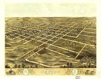 Bird's Eye View of Newton, Jasper County, Iowa (18