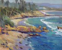 Afternoon Colors / Laguna Beach