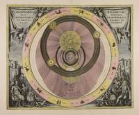 Celestial Planes as According to Tycho Brahe 1708