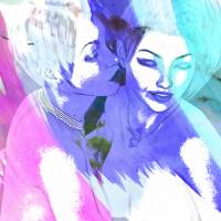 Snuggle Water Color 2 Art Prints & Posters by Alex Butler