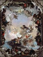 Giovanni Battista Tiepolo - Allegory of the Planet