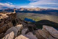 Bald Mountain - Mirror Lake - Uinta Mountains - Ut