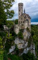 Lichtenstein Castle - Baden-wurttemberg - Germany