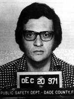 Larry King Mug Shot 1971 Black And White