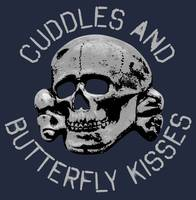 Cuddles and butterfly kisses