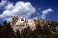 Mount Rushmore, South Dakota (1970)