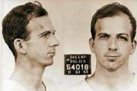 Lee Harvey Oswald Mug Shot Nov 22 1963 Horizontal