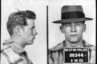 James Whitey Bulger Mug Shot 1953 Horizontal