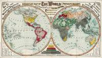 Missionary Map of the World (1902)