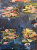 monets lilies