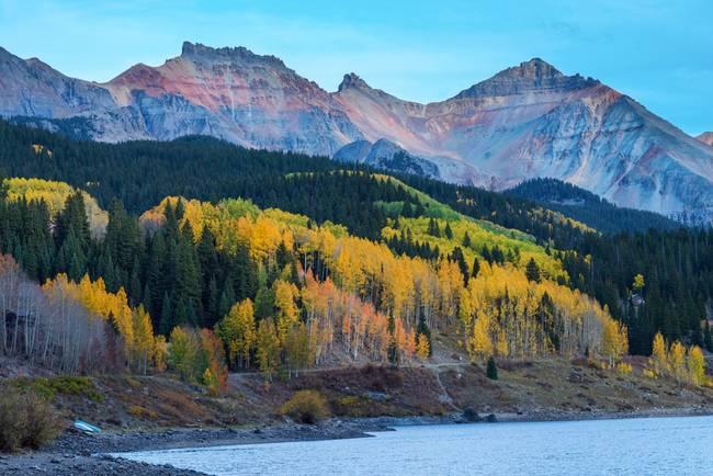 Mountain Trout Lake Wonder