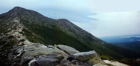 'The Gateway', Mount Katahdin, Maine (1990)
