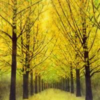 Lemon Grove Art Prints & Posters by Hailey E. Herrera Watermedia