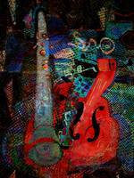 Clarinet and the Red, Red Violin