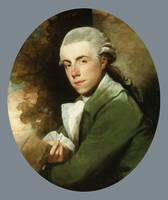 Man in a Green Coat , Gilbert Stuart