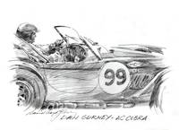 DAN GURNEY RACING AC COBRA 289
