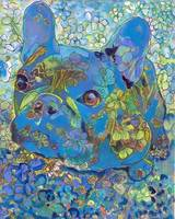 Blue French Bulldog Lulu Belle