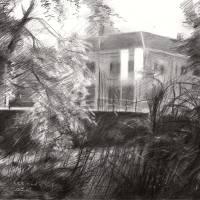 Het Oude Hof – 20-10-18 Art Prints & Posters by Corné Akkers