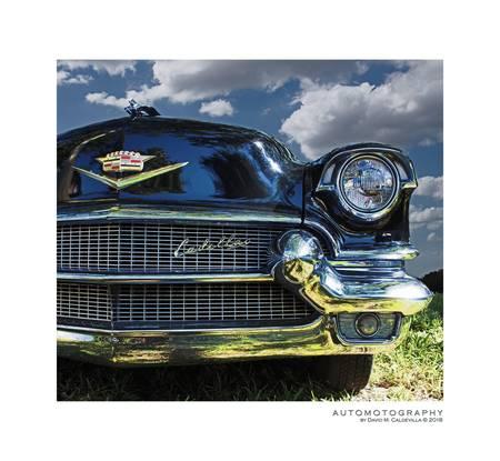 1956 Cadillac Color