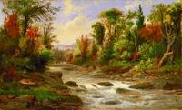 Robert S. Duncanson , On St Annes East Canada 1863