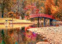 Red Bridge Autumn