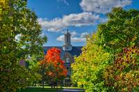 Autumn Beauty at Cornell University - Ithaca, NY