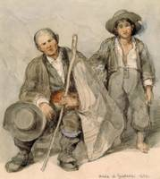 Study of Spanish Peasants at Alcala el Guadaira by