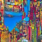 Grand Central Blues New York City by RD Riccoboni