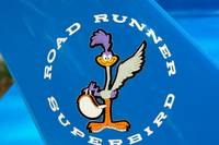 Plymouth  Superbird Road Runner Emblem