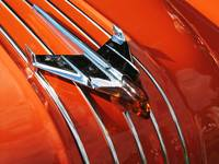 1954 Pontiac Hood Ornament