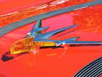 1955 Pontiac Hood Ornament