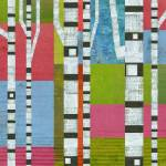 Colorful Birches Prints & Posters