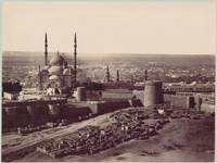 The Citadel and the Mosque of Mohammed Ali, Cairo