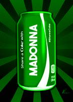 Share a Coke with Madonna | Coca Cola | Pop Art |