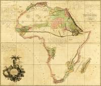 Map of Africa by Aaron Arrowsmith (1802)