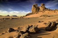 Red Sahara - Desert Photography