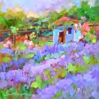 """Lavender Magic"" by Dreama"
