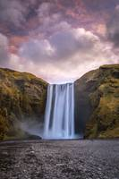 Skogafoss Waterfall in Iceland by Cody York_115A37
