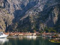 Autumn View of Kotor, Montenegro