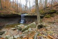Blue Hen Falls, Cuyahoga Valley National Park, OH