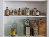 Old Fashioned Medicines, Pharmacy,