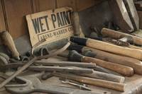 Old Tools in General Store